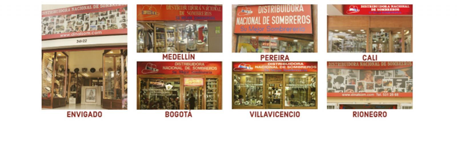 dffd34cf15 Distribuidora Nacional de Sombreros - Dinalsom